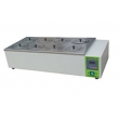 HH·S11-6-S单列六孔电热恒温水浴锅